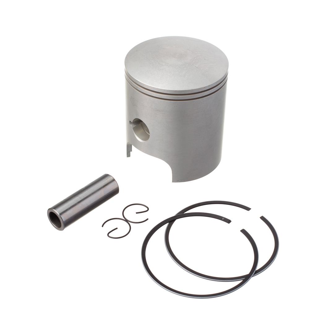 Pistão moto Agrale 27.5 kit com anel STD KMP