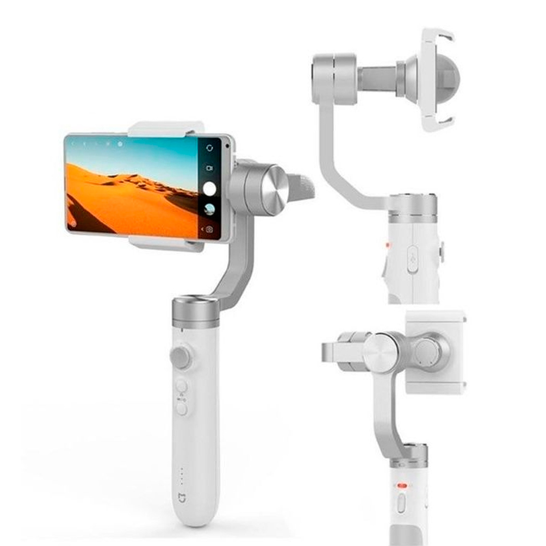 Estabilizador de Celular Xiaomi SJYT01FM - Branco