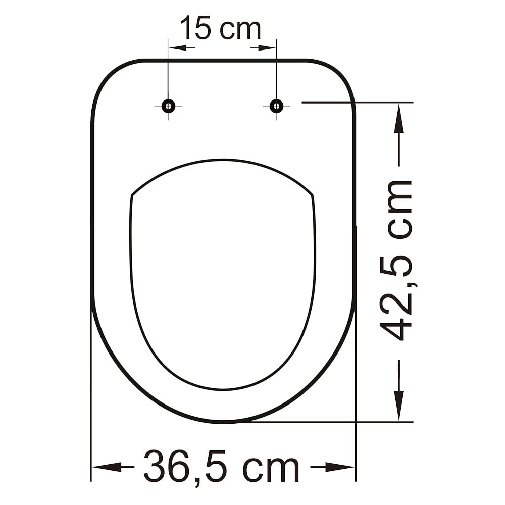 Assento sanitário Celite Riviera/Smart e Roca Nexo cinza convencional polipropileno