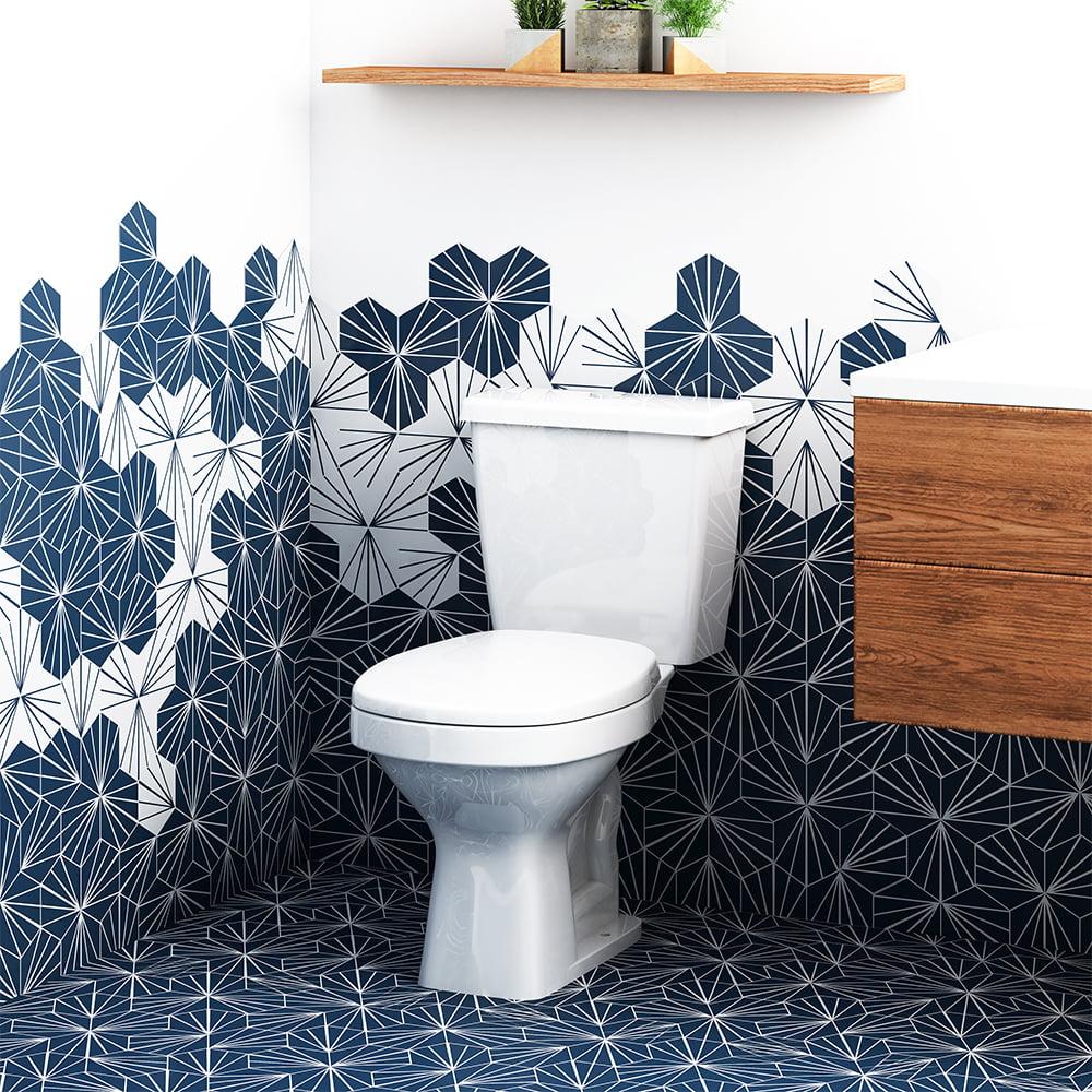 Assento sanitário Deca Aspen/Fast e Santa Clara Álamo gelo convencional polipropileno