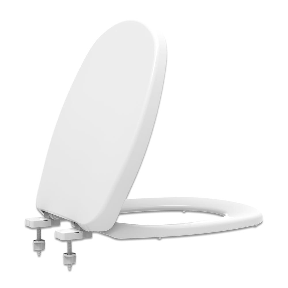 Assento sanitário Deca Aspen/Fast e Santa Clara Álamo gelo soft close polipropileno