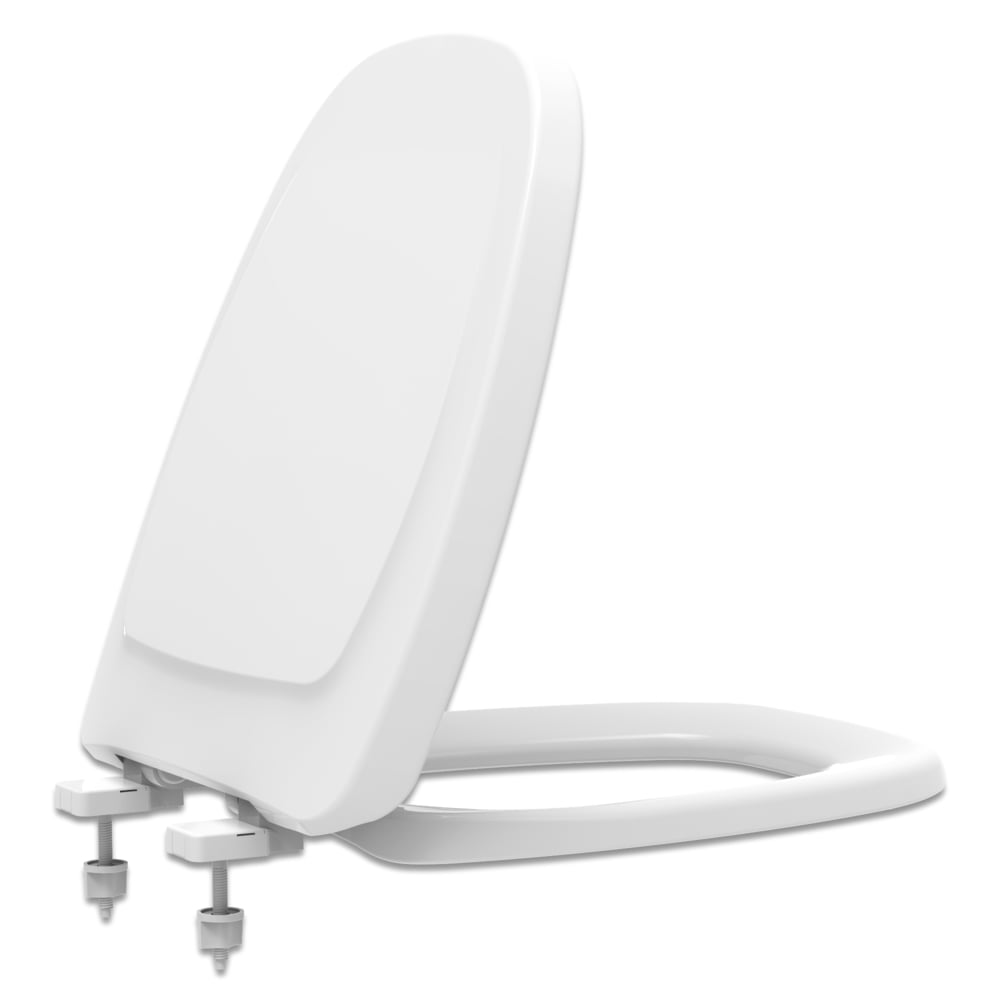 Assento sanitário Deca Monte Carlo branco convencional polipropileno