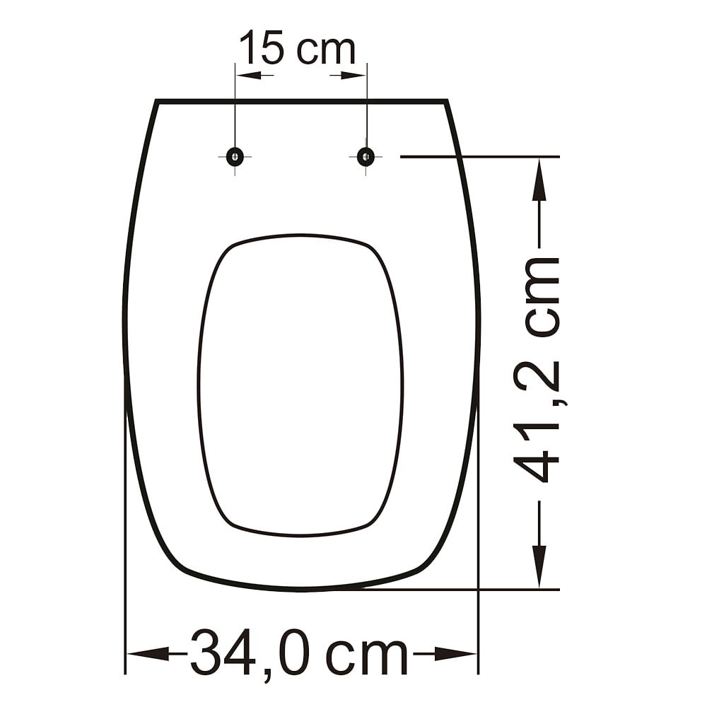 Assento sanitário Fiori Prímula Amarílis Hervy Laguna Celite Stylus cinza soft close polipropileno