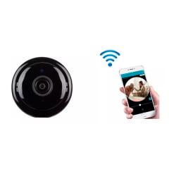 Mini Camera Wifi HD Monitoramento Visão Noturna