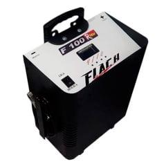 Carregador de Bateria F100 RNEW 12V Bivolt Flach