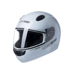 Viseira capacete transparente cristal Motosky