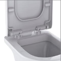 Assento sanitário Carrara Duna Level Nexo Smart Vesuvio Neo Easy Clean soft close Tigre resina termofixo