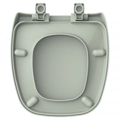Assento sanitário Celite Fit/Versato, Eternit/Savary soft close resina termofixo