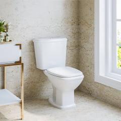 Assento sanitário Celite Riviera/Smart Roca/Nexo soft close polipropileno