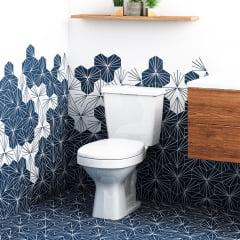 Assento sanitário Deca Aspen/Fast Santa Clara Álamo convencional polipropileno