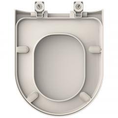 Assento sanitário Deca e Icasa Carrara Link Lk Duna Nuova Vesuvio palha convencional resina termofixo