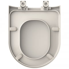 Assento sanitário Deca Icasa Carrara Link Lk Duna Nuova Vesuvio convencional termofixo