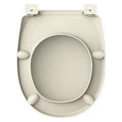 Assento sanitário Deca Village convencional resina termofixo
