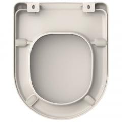 Assento sanitário Icasa Luna/Luna Speciale palha convencional resina termofixo