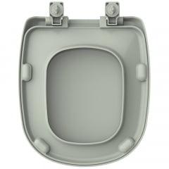Assento sanitário Icasa Sabatini convencional resina termofixo