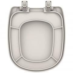 Assento sanitário Icasa Sabatini soft close polipropileno