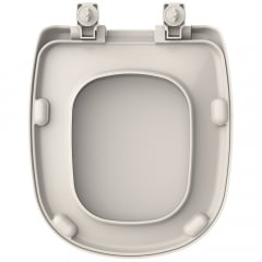 Assento sanitário Icasa Sabatini soft close resina termofixo