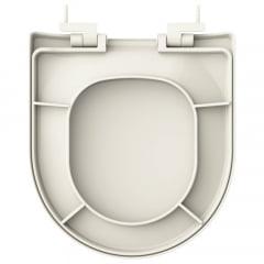 Assento sanitário Incepa Calypso convencional polipropileno