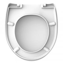 Assento sanitário Incepa Eros convencional resina termofixo