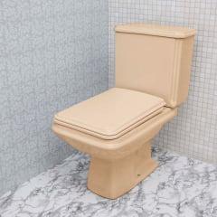 Assento sanitário Incepa Square convencional resina termofixo
