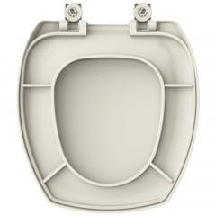 Assento sanitário Incepa Thema biscuit soft close polipropileno