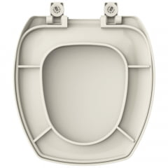 Assento sanitário Incepa Thema convencional polipropileno
