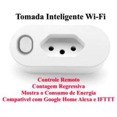 Interruptor Wifi Tomada Inteligente Automação Bivolt