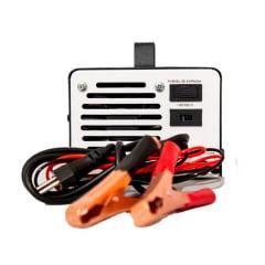 Carregador de bateria com auxiliar de partida e display - F10