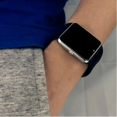Relógio Smartwatch Bluetooth Tomate MTR-08 Preto